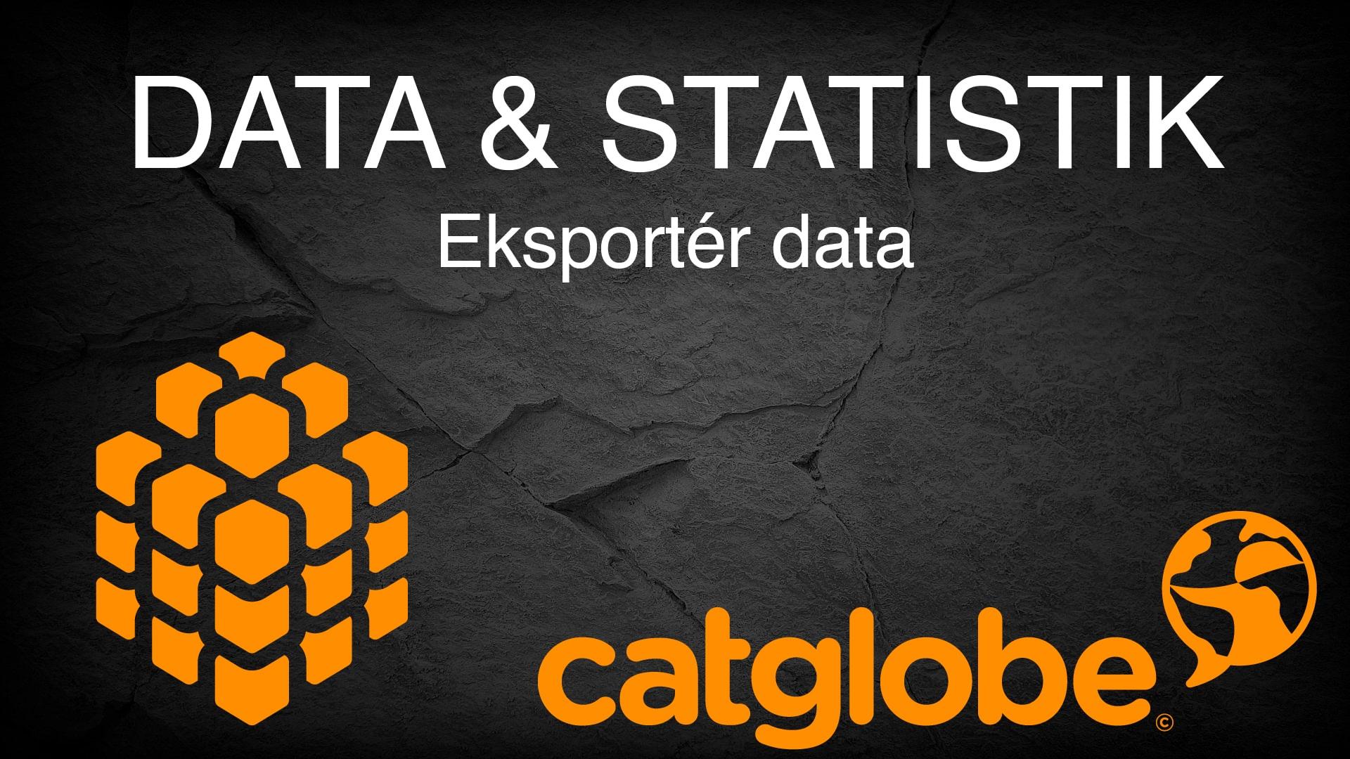Eksportér data